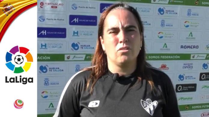 Jenny Benitez, Sporting Huelva femenino