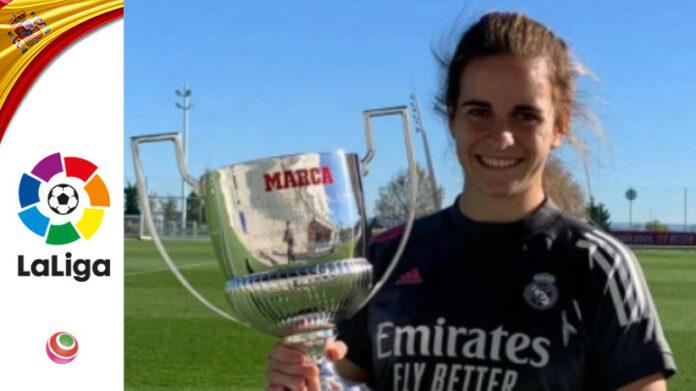 Teresa Abelleira Real Madrid femenino