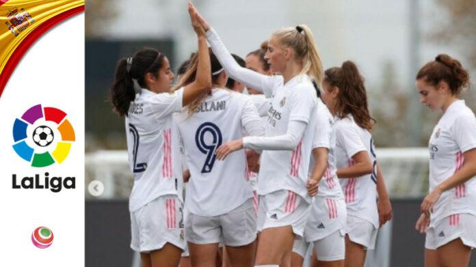 Sofia Jakobsson Real Madrid - Sevilla