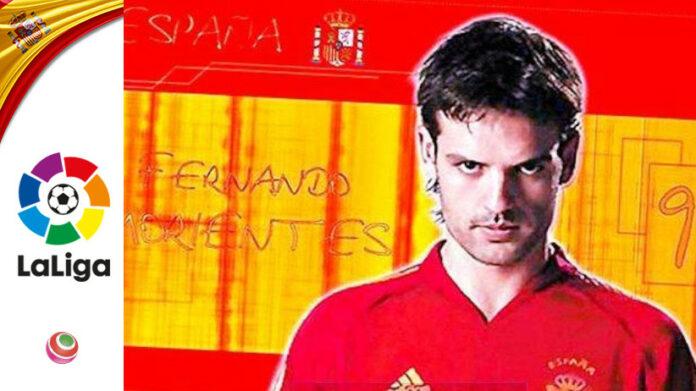 Fernando Morientes Spagna