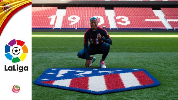 Rasheedat Ajibade - Atlético Madrid
