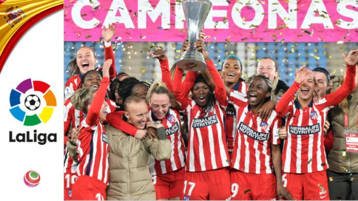 Atlético Madrid vittoria Supercoppa