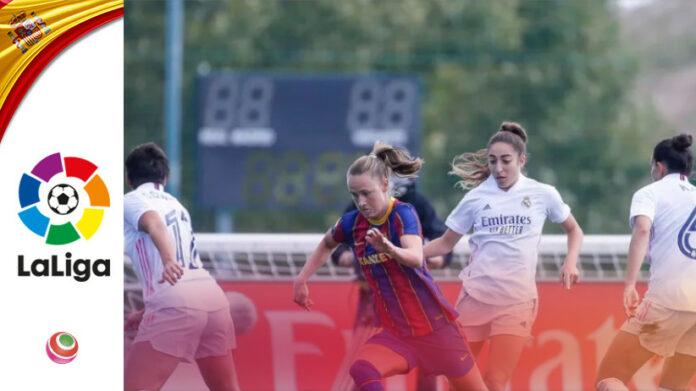 Barcellona-Real Madrid Primera Iberdrola