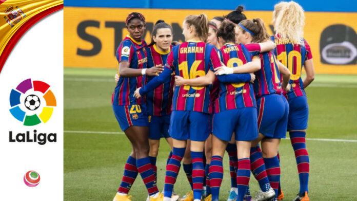 Barcellona - Rayo Vallecano Primera - Iberdrola
