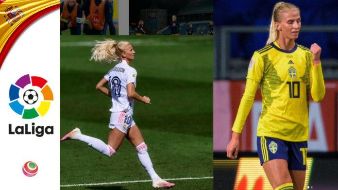 Sofia Jakobsson Real Madrid