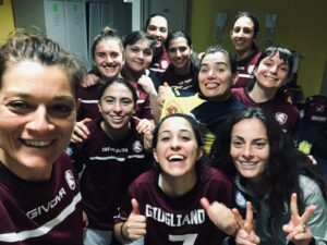 Salernitana Femminile calcio a 5
