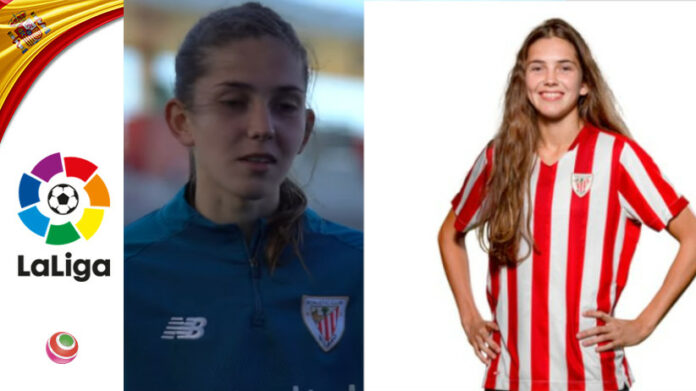 Irene Oguiza Athletic Club Bilbao