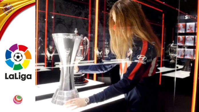 Laia Aleixandri, Supercoppa Femminile nel Wanda Metropolitano, Atlético Madrid