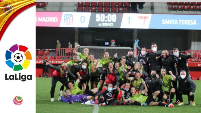 Atlético Madrid - Santa Teresa Primera Iberdrola