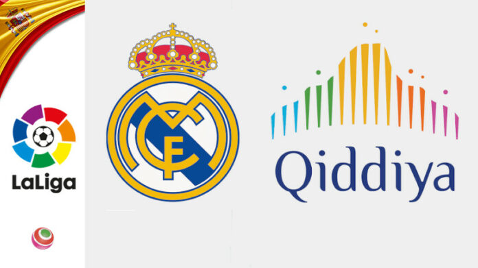 Real Madrid e Qiddiya