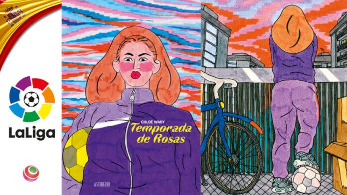 Temporada de rosas - libro Astiberri Edizioni