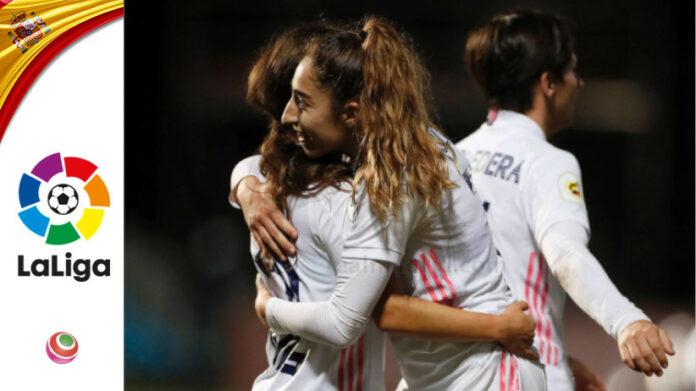 Real Madrid - Santa Teresa - Primera Iberdrola
