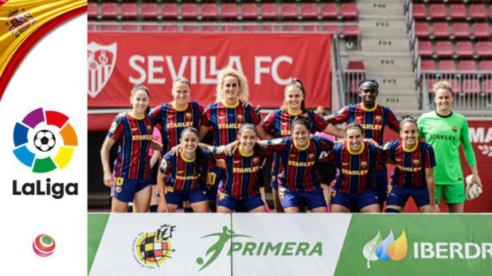 Sevilla - Barcellona - Primera Iberdrola