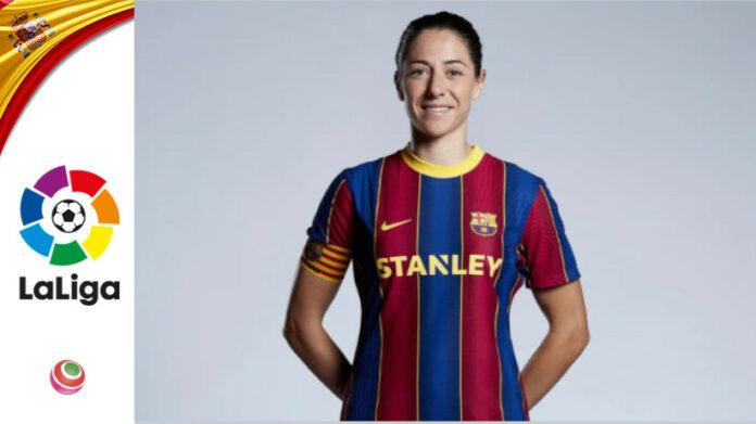 Vicky Losada, la Capitana del Barcellona