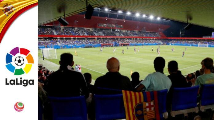 Estadio Johann Cruyff, Barcellona