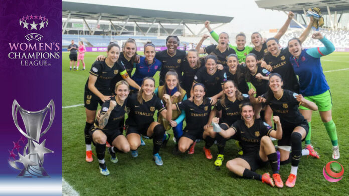 Manchester City-Barcellona Women's Champions League