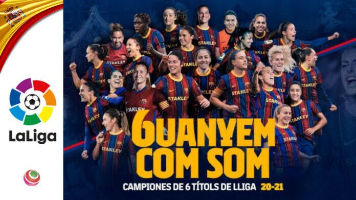 Barcellona, 6 titoli