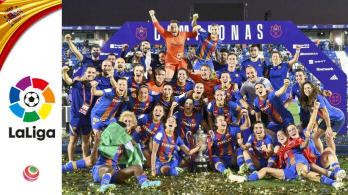 il Barcellona vince la Coppa della Reina 2020-21 battendo il Levante in finale per 4-2