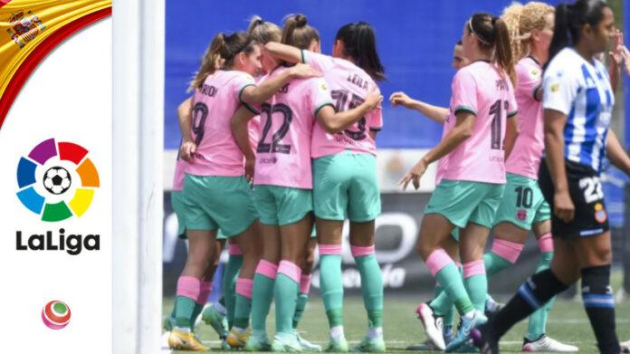 Espanyol-Barcellona - Primera Iberdrola - maggio 2021
