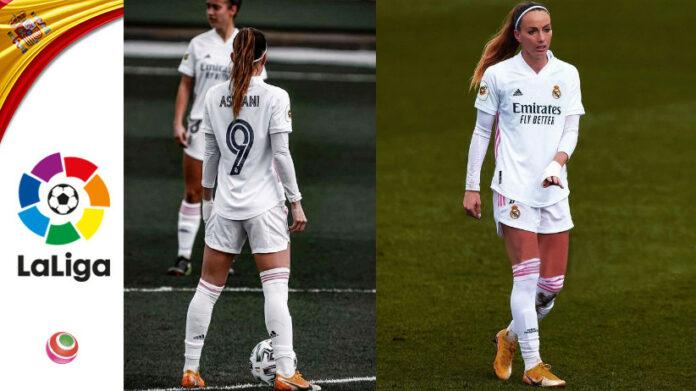 Kosovare Asllani, Real Madrid