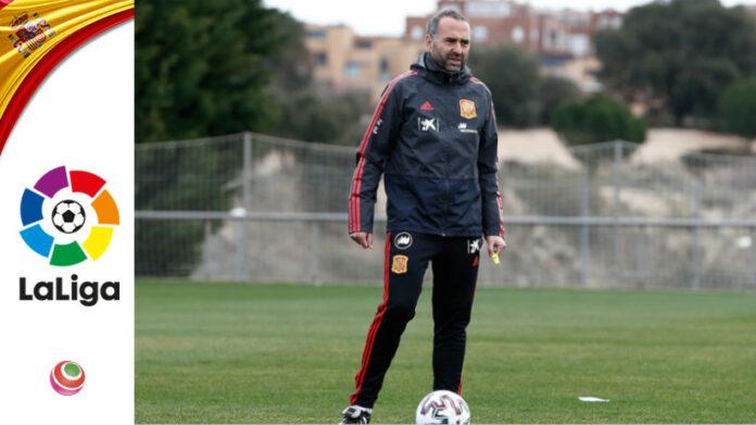 Pedro Lopez, allenatore Spagna Under 19