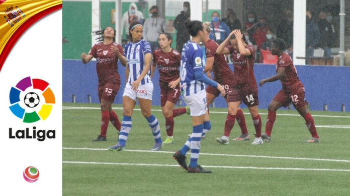 Sporting Huelva - Logrono - Primera Iberdrola