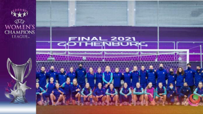 Barcellona, finale Women's Champions League
