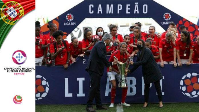 Benfica campione della Liga BPI