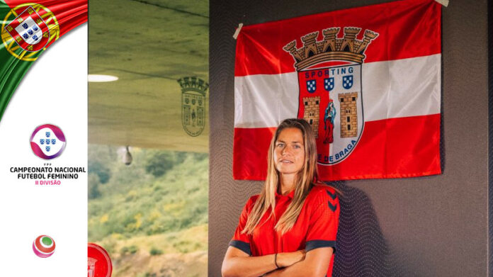 Anouk Dekker, SC Braga