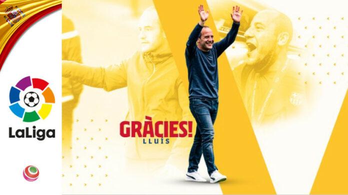 Lluis Cortes si dimette da allenatore del Barcellona