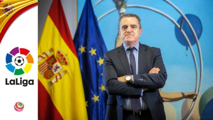 José Manuel Franco, Presidente CSD