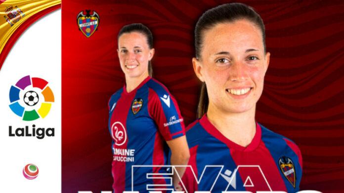 Eva Navarro, Levante