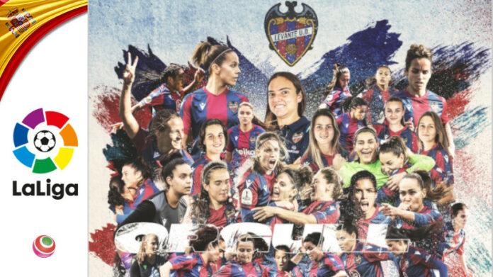 Levante ritorno Women's Champions League
