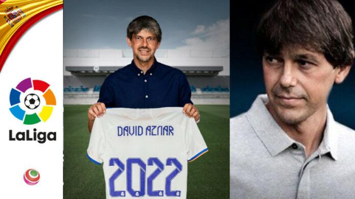 David Aznar, rinnovo, 2022