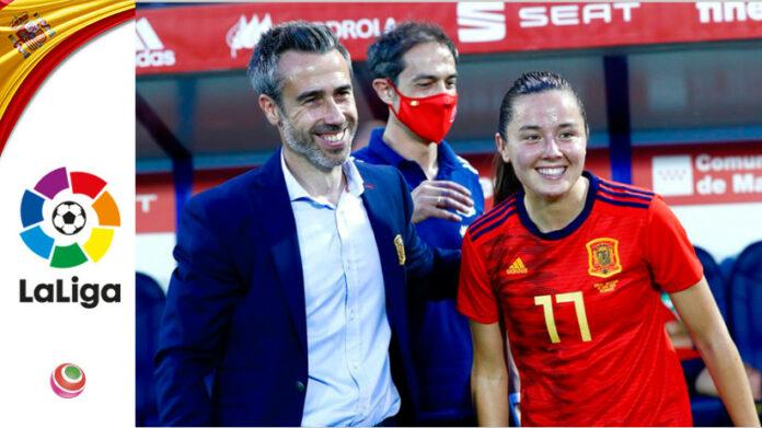 Amaiur Sarriegi - debutto Spagna-Belgio