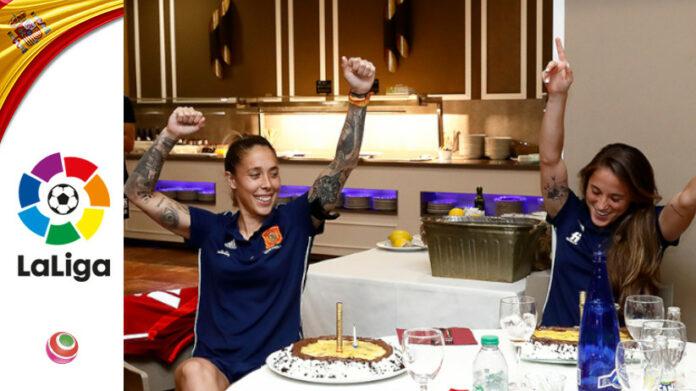 Lola Gallardo compleanno Spagna Nazionale