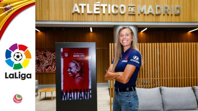 Maitane Lopez, Atlético Madrid