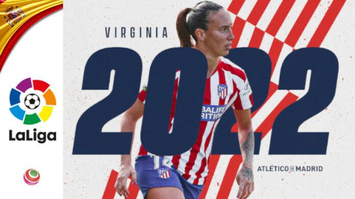 Virginia Torrecilla, rinnovo 2022
