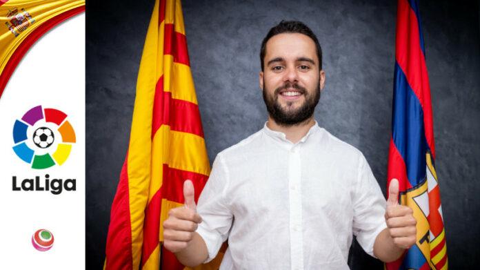 Jonatan Giraldez, nuovo allenatore del Barcellona