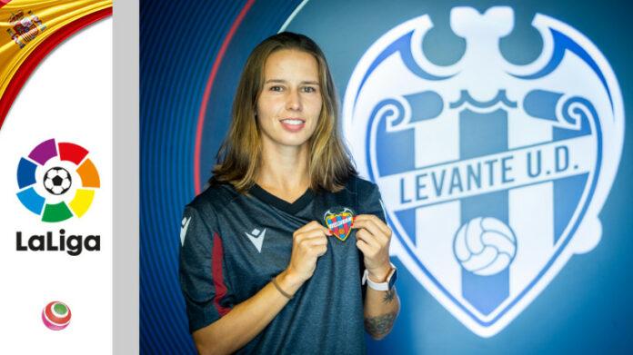 Tatiana Pinto, Levante