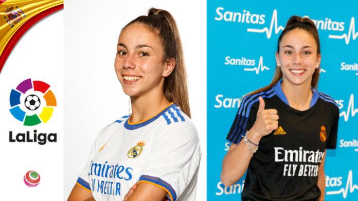 Athenea del Castillo, Real Madrid