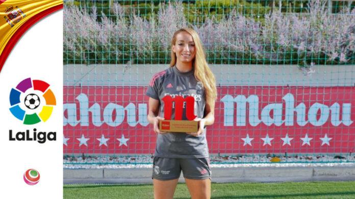 Kosovare Asllani, miglior giocatrice Real Madrid 2021