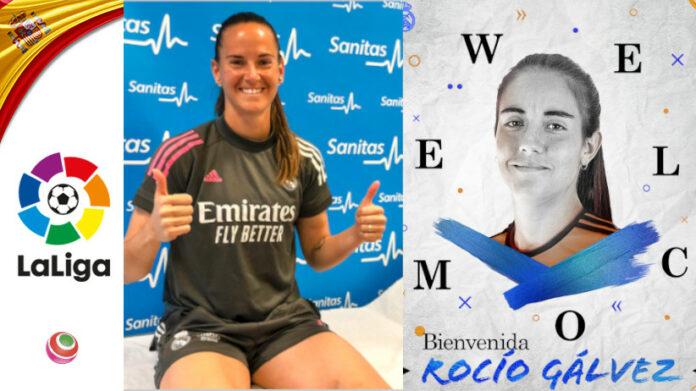 Meline Gerard e Rocio Galvez, acquisti Real Madrid