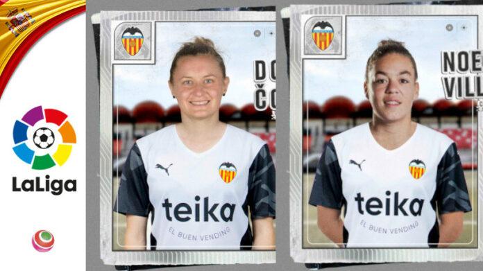 Dominika Conc e Noelia Villegas, Valencia CF Femminile