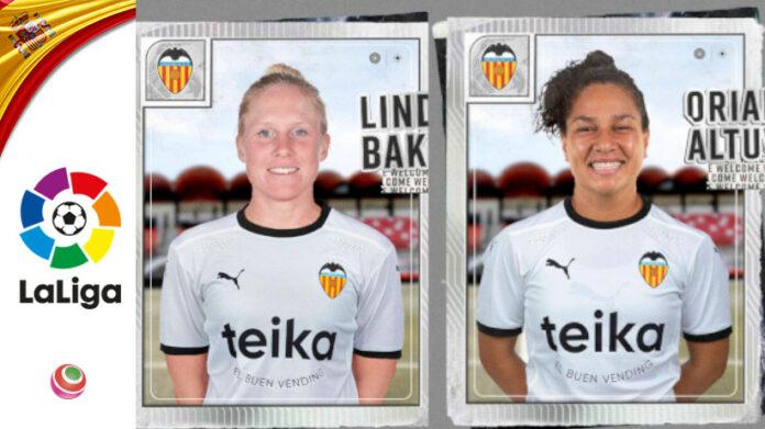 Linda Bakker - Oriana Altuve - Valencia cf