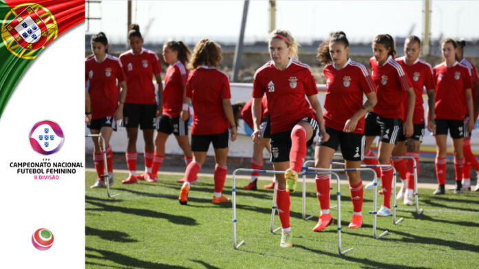 Benfica, allenamento