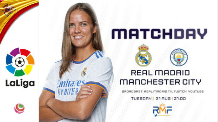 Real Madrid-Manchester City Women's Champions League