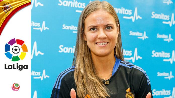Caroline Moller Real Madrid