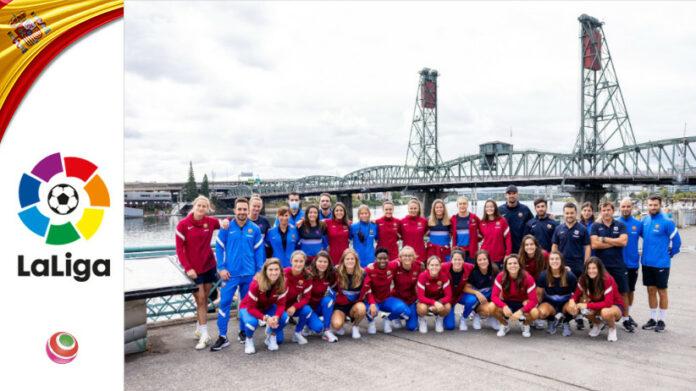 Barcellona, Women's International Champions Cup Portland 2021