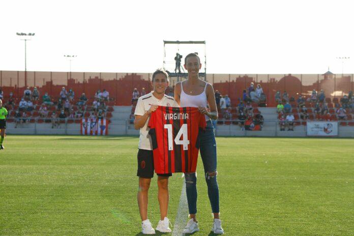 Milan-Atlètico Madrid femminile